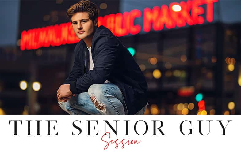 senior guy senior sessions wisconsin brookfield
